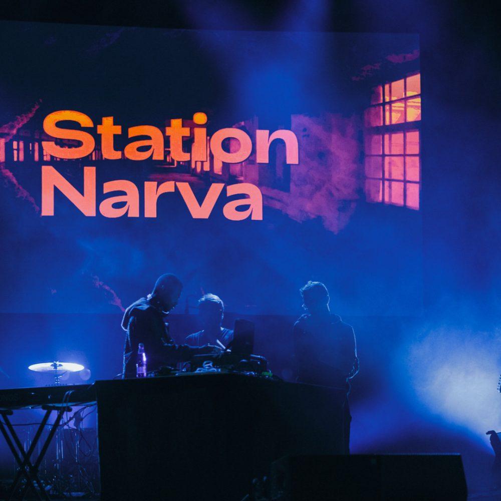 Station Narva 2019