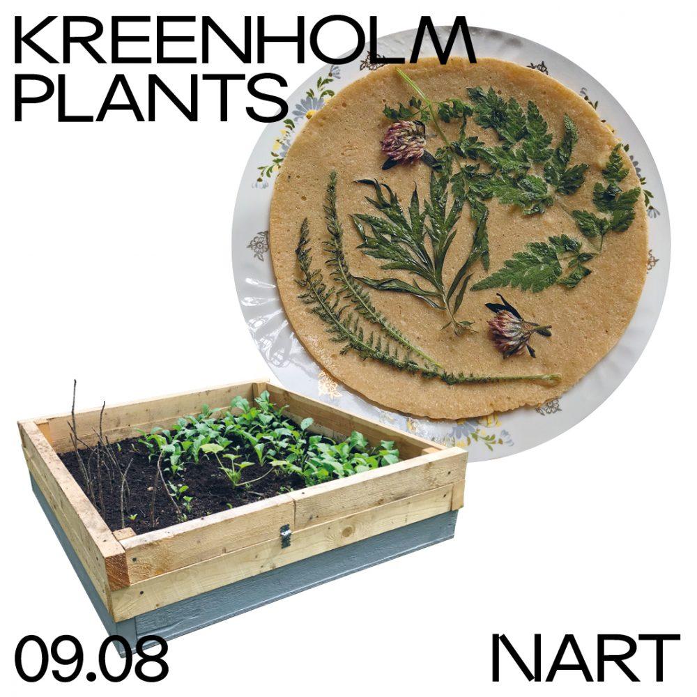 Sandra Kosorotova: Kreenholm Plants*