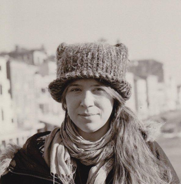 The new head of Narva Art Residency is Johanna Rannula